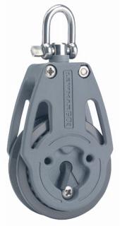 Lewmar Control, VF Enkel Rachet, 60mm