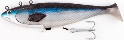 Prey Halibut Target Havfiskeshadder 30cm/350g, Herring