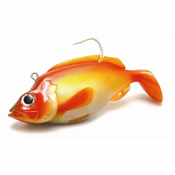 Magic Minnow Red Ed 280g - Rose Fish