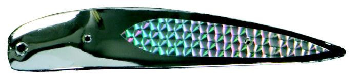 "Apex 4,5"" Dorgeskje No 195 Chrome Fishscale"