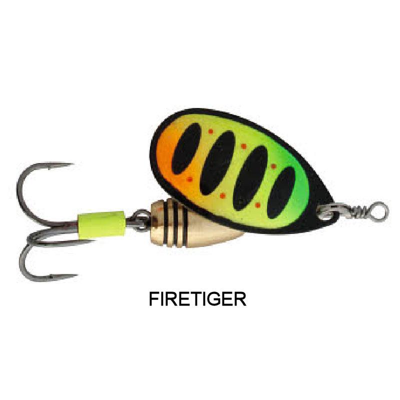 Savage Gear Rotex Spinner #3 8g 05-Firetiger