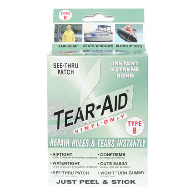 Tear Aid Repair Kit - B