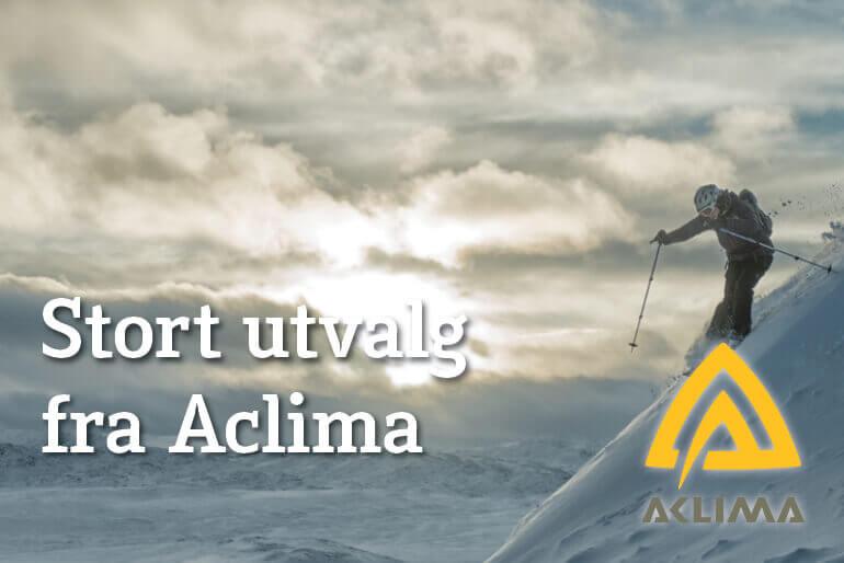 Aclima HotWool Jacket Woman - Black/Sapphire
