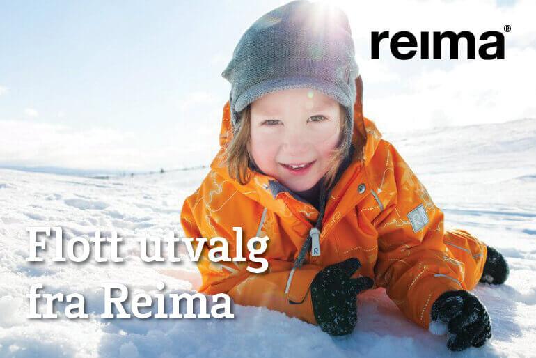 Reima-Tec+ Noros Bukse, Sort