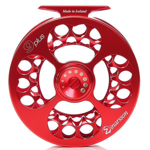 Guideline Einarsson Plus Reels - 7Plus - Red