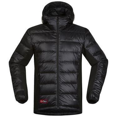 Bergans Myre Down jacket - Black - M