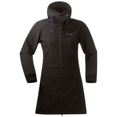 Bergans Vika Lady Coat - SolidBlack - S