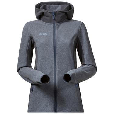 Bergans Frei Lady jacket - NightBlue Mel/DustyLtBlue - L