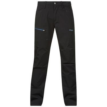 Bergans Moa pants - Black/DustyBlue - M