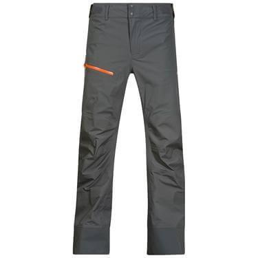 Bergans Storen pants - SolidDkGrey/Pumpkin - M