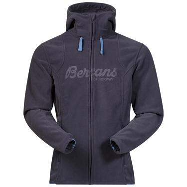 Bergans Bryggen jacket - NightBlue/DustyLtBlue - M