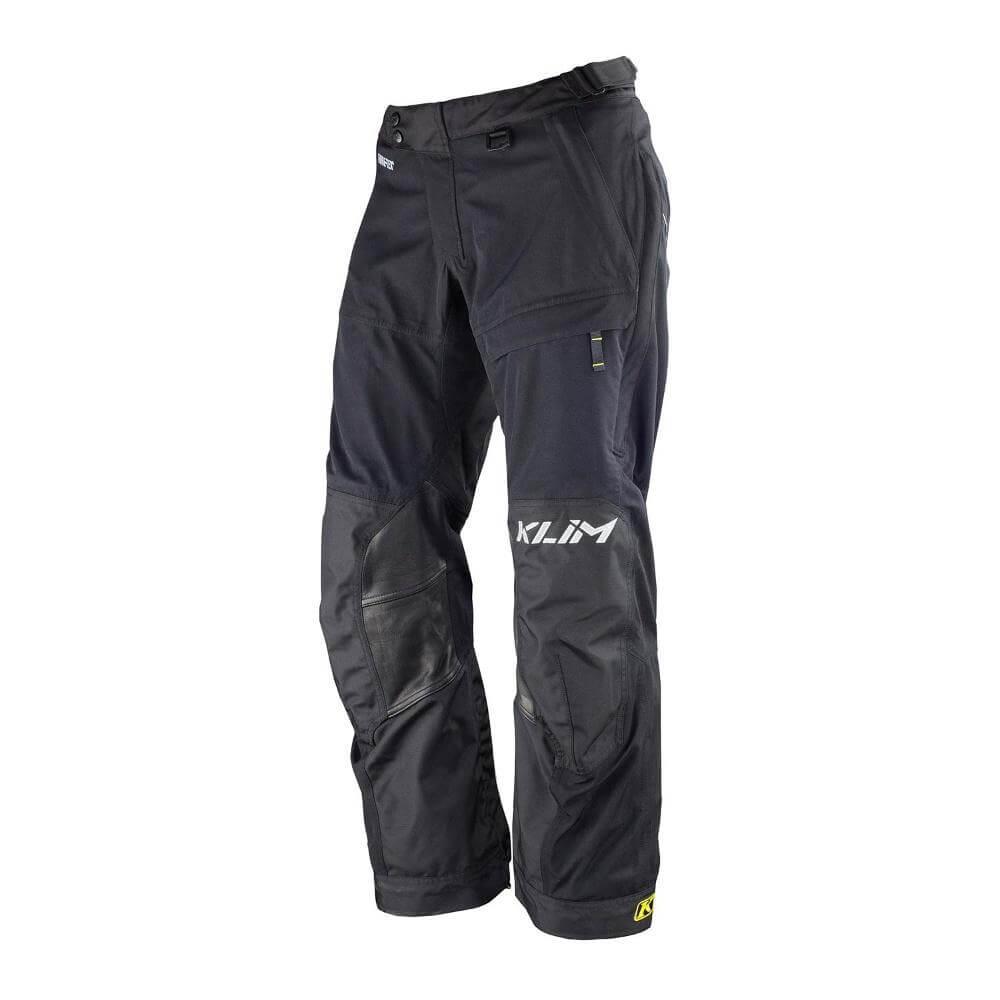 Klim Latitude Bukse - Sort - 38
