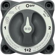 Batteribryter HD 600 A kont. (3002)