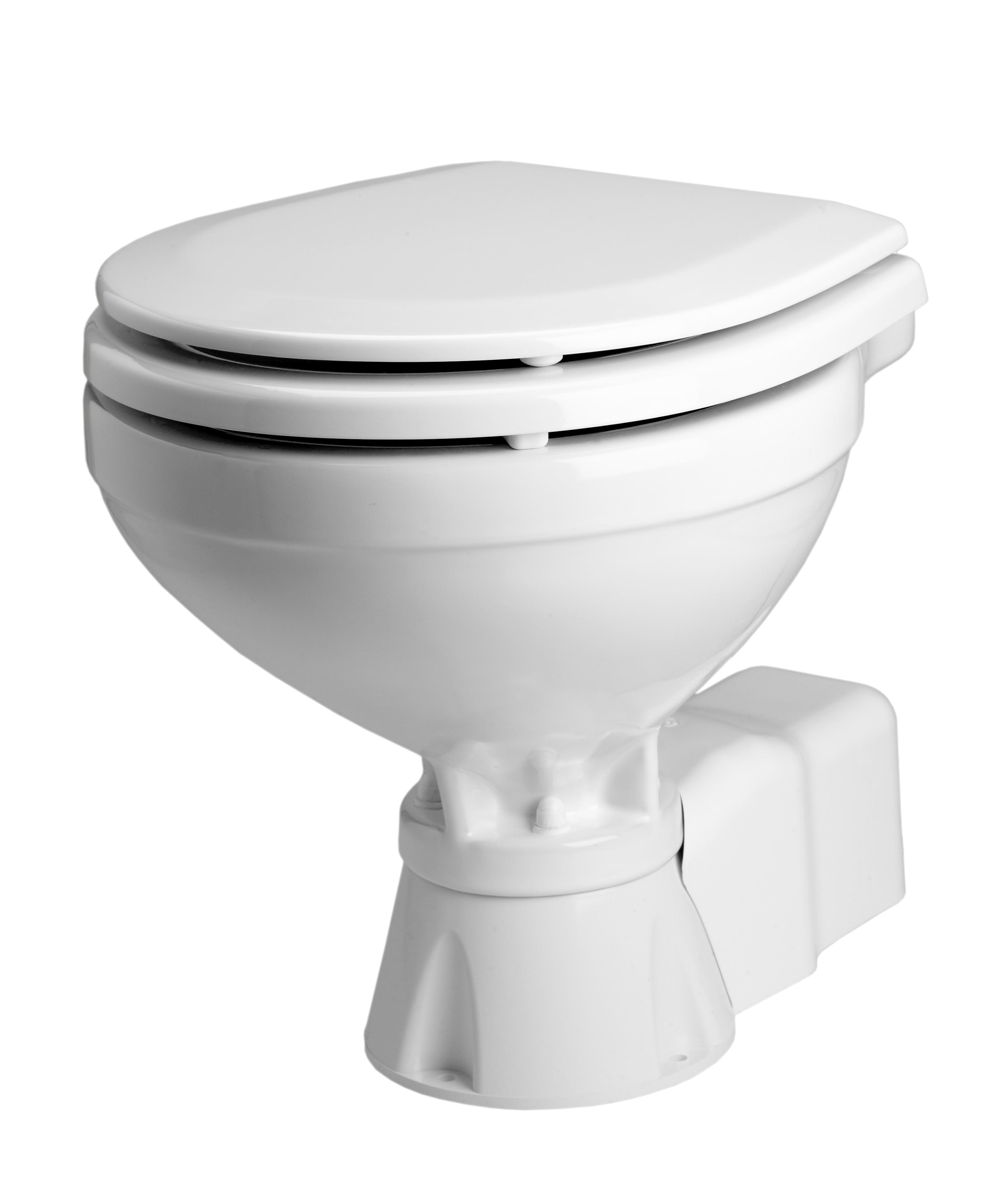 Toalett, Compact Silent, 24 V