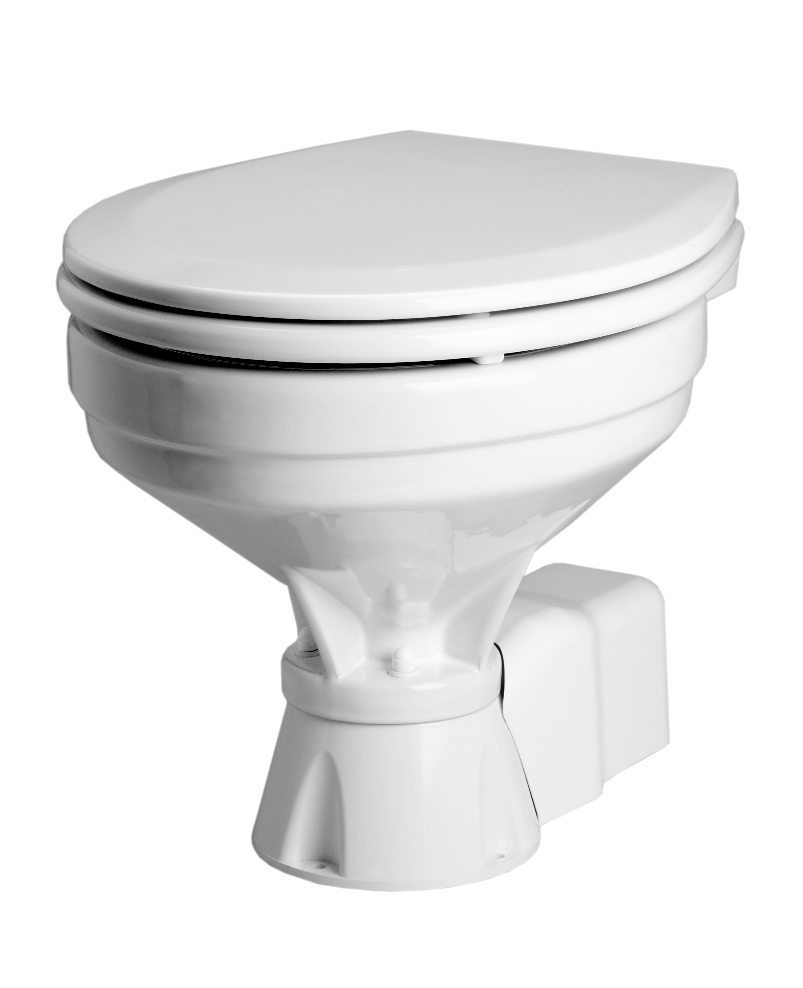 Toalett, Comfort Silent, 12 V